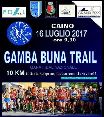 Gamba Buna Trail 2017